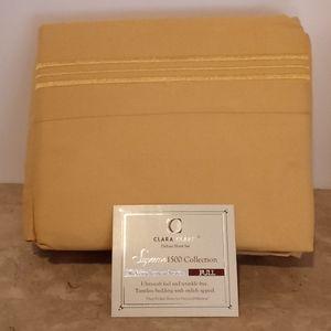 Clara Clark Deluxe Gold Full Sheet…